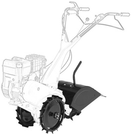 Stiga Rotovator 32cm And Iron Wheels For Silex 103 B