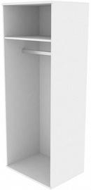 Skapis Skyland Imago GB-2 White, 77x58x197.5 cm