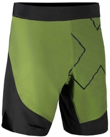 Thorn Fit Swat Army Green Workout Shorts Black/Green L