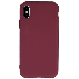 Чехол Mocco Liquid For Samsung Galaxy A42 5G, красный