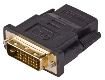 Akyga Adapter DVI / HDMI Black