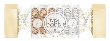 Invisibobble The Wonderfuls Original Hair Rings 6pcs Duo Cracker