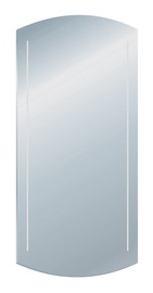 Veidrodis Stikluva Luna, kabinamas, 60 x 130 cm