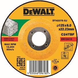 DeWALT DT42375-XJ Cutting Disc for Stone