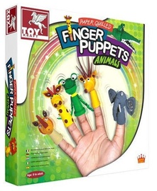 Toy Kraft Paper Quilled Finger Puppets Animals 39533