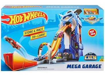 Autoparkla Mattel Hot Wheels City Mega Garage Play Set FTB68