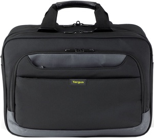 Targus City Gear Topload Laptop Bag 15.6 Black