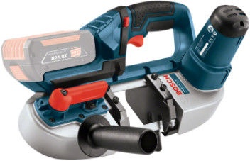 Bosch GCB 18V-LI Solo L-Boxx 18V Cordless Band Saw without Battery