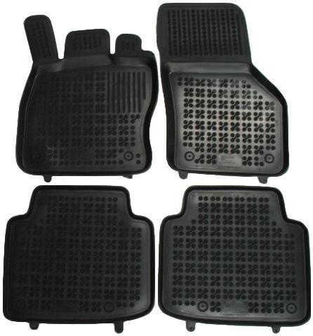 Резиновый автомобильный коврик REZAW-PLAST Skoda Superb III 2015, 4 шт.