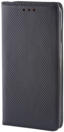 Forever Smart Magnetic Fix Book Case For Nokia 7 Black
