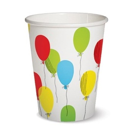 Paw Decor Collection Paper Glass Balloon 0.3l