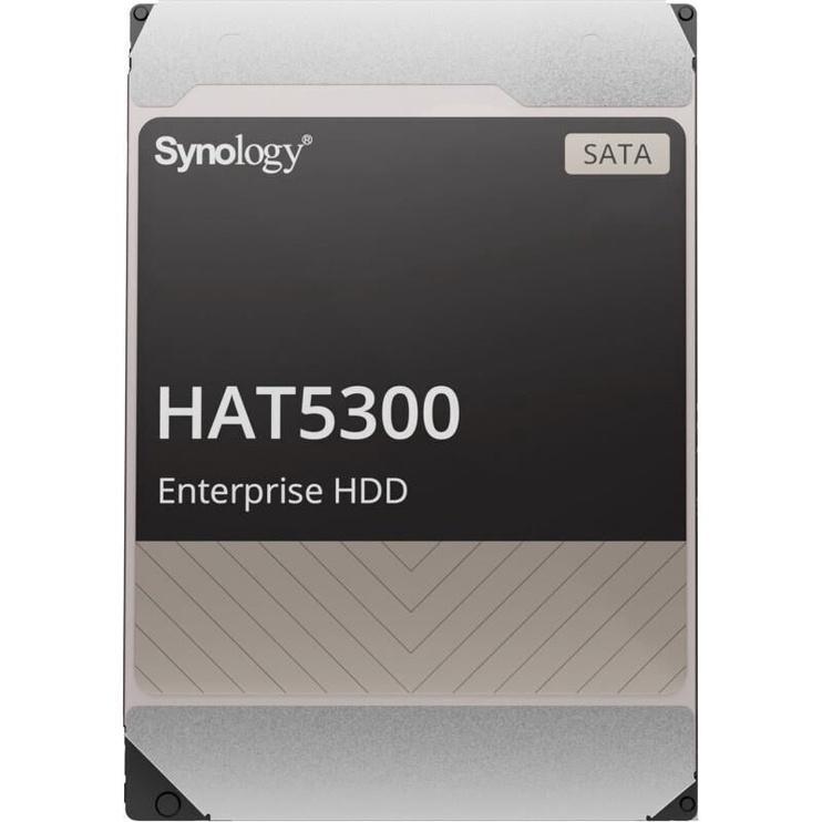 Жесткий диск сервера (HDD) Synology HAT5300-8T, 256 МБ, 8 TB