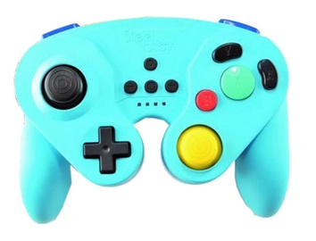 Steel Play Neo Retro Pad Wired Blue