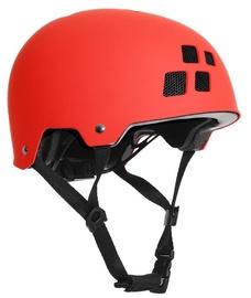 Cube Helmet Dirt Flashred S