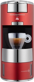 Illy X9 Iperespresso Red