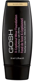 Gosh X-Ceptional Wear Foundation 35ml 16