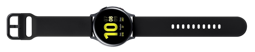 Išmanusis laikrodis Samsung SM-R835 Galaxy Watch Active2 40mm LTE Aluminium Black
