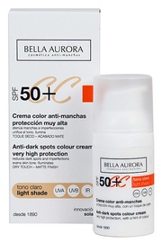 Bella Aurora CC Cream SPF50+ 30ml Light Shade