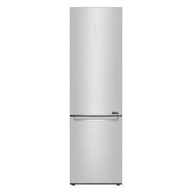 Ledusskapis LG GBB92STABP, saldētava apakšā