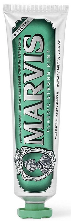 Dantų pasta Marvis Classic Strong Mint 85ml