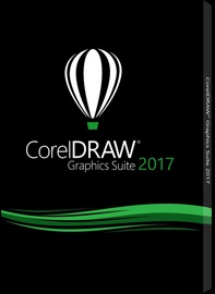 Corel CorelDRAW Graphics Suite 2017 Upgrade Licence (5-50)