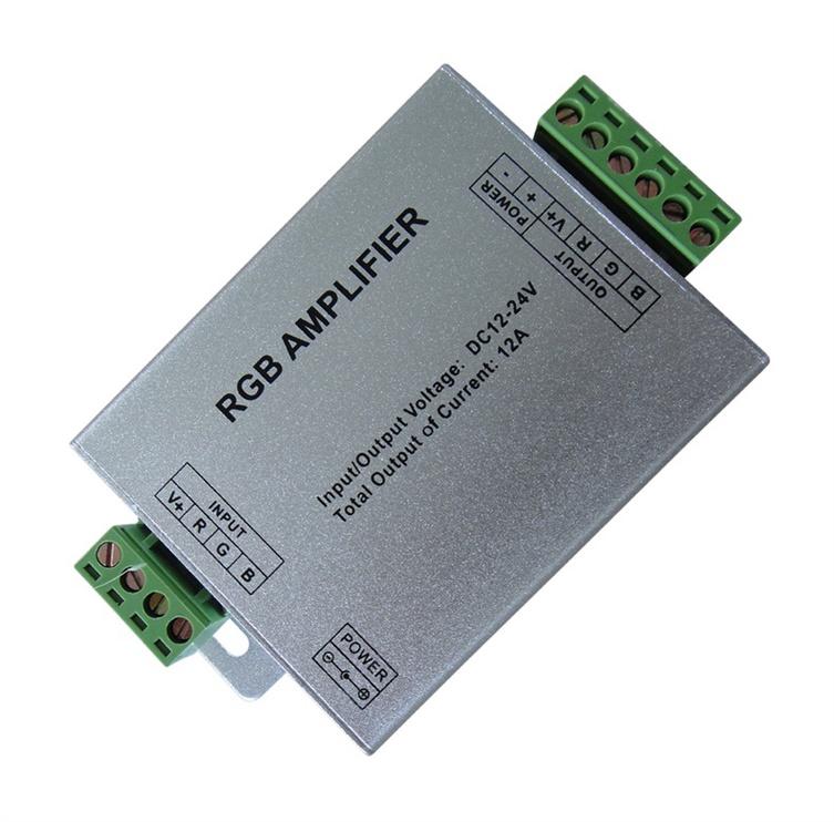 PASTIPRINĀTĀJS LED RGB 12 V12 A (VAGNER SDH)