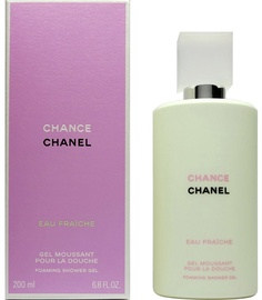 Chanel Chance Eau Fraiche 200ml Shower Gel