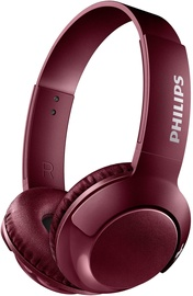 Philips SHB3075RD Wireless Headphones Bordo