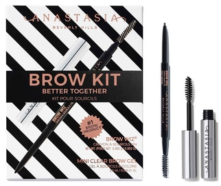 Anastasia Better Together Brow Kit 2.58ml Soft Brown