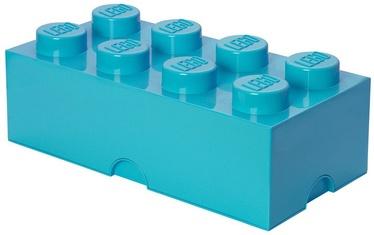 LEGO Storage Brick 8 Large Turquoise