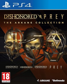 Dishonored and Prey: The Arkane Collection PS4