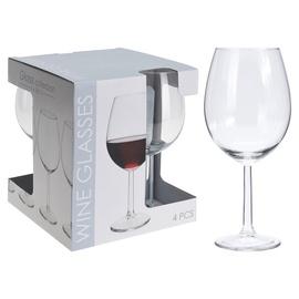 Vīna glāzes VINISSIMO CC7000290 4Gab 570ml