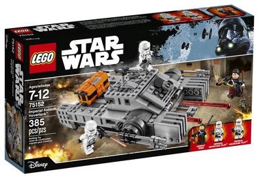Конструктор LEGO Star Wars Imperial Assault Hovertank 75152, 385 шт.