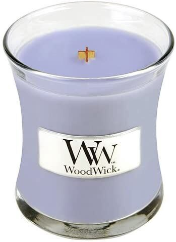 WoodWick Lavender Spa Candle 85g