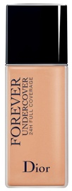 Christian Dior Diorskin Forever Undercover Coverage Fluid Foundation 40ml 040