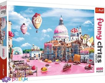 Puzle Trefl Sweets In Venice 10598, 1000 gab.