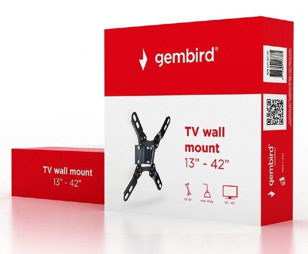 Gembird TV Wall Mount 12-42'' Black