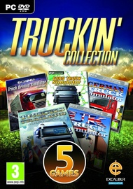 Truckin' Collection incl. 5 Games PC