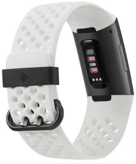 Fitbit Charge 3 Graphite White