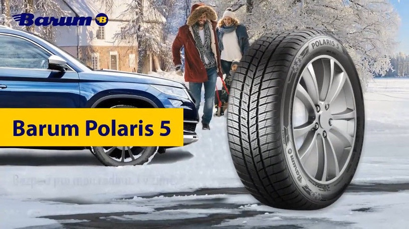 Automobilio padanga Barum Polaris 5 205 55 R16 91T