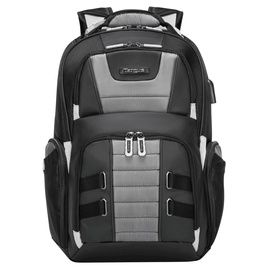 "Targus Backpack DrifterTrek 11.6-15.6"" With USB Black"
