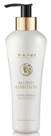Šampoon T-LAB Professional Blond Ambition Purple, 300 ml