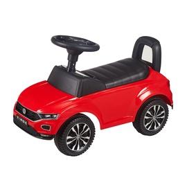 Mašina žaislinė paspiriama 650 raudona