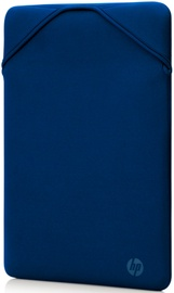 Сумка для ноутбука Hewlett-Packard 2F1X7AA, синий, 1-15.6″