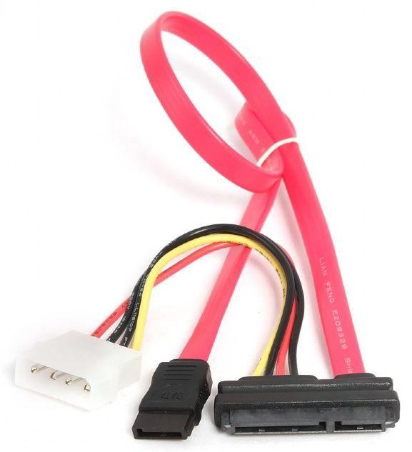 Gembird Cable SATA Power and Data / SATA Data and Molex 0.35m