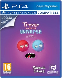 Trover Saves the Universe PS4