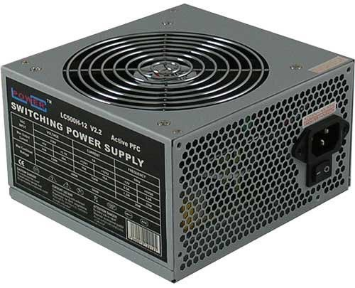 LC-Power ATX 2.2 500W LC500H-12