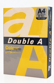 Double A Colour Paper A4 500 Sheets Gold