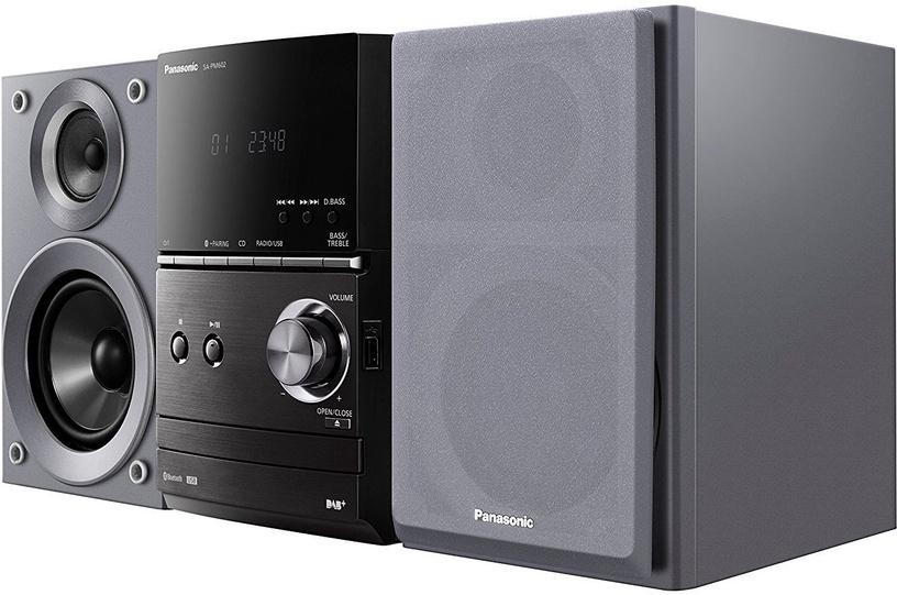 Музыкальный центр Panasonic SC-PM602EG-S