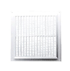 Ventilācijas reste Europlast VR250x250mm, balta
